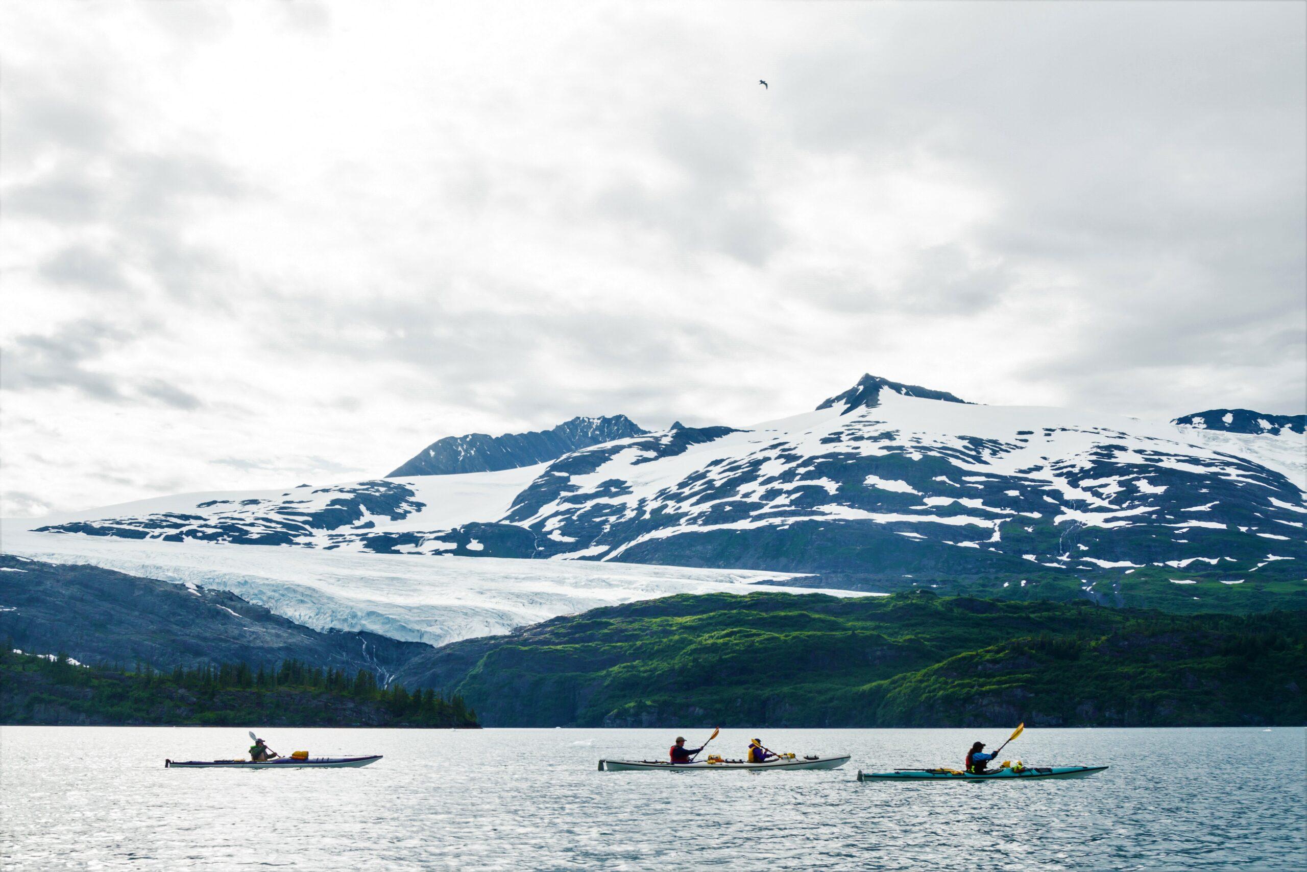 Prince William Sound Kayaking