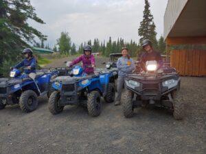 Family Guided ATV