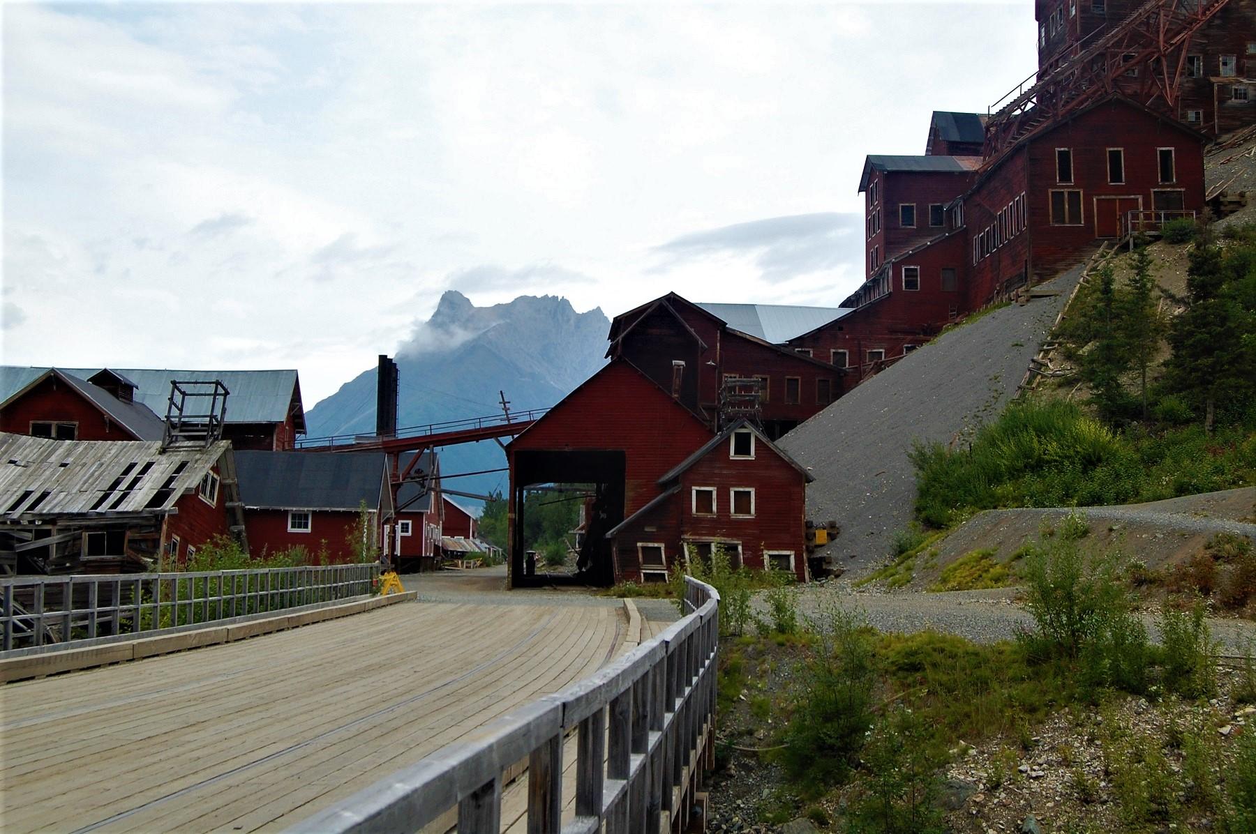 Kennecott Mine