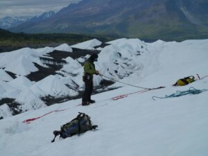 Glacier Climbing Trip