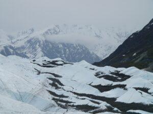 Alaska Valley Glacier