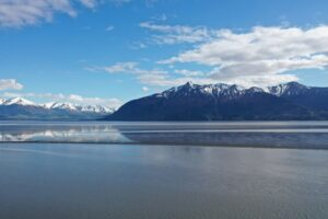 Cook Inlet Anchorage