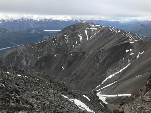 Exploring Glacier View