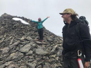 Scramble Hiking Alaska
