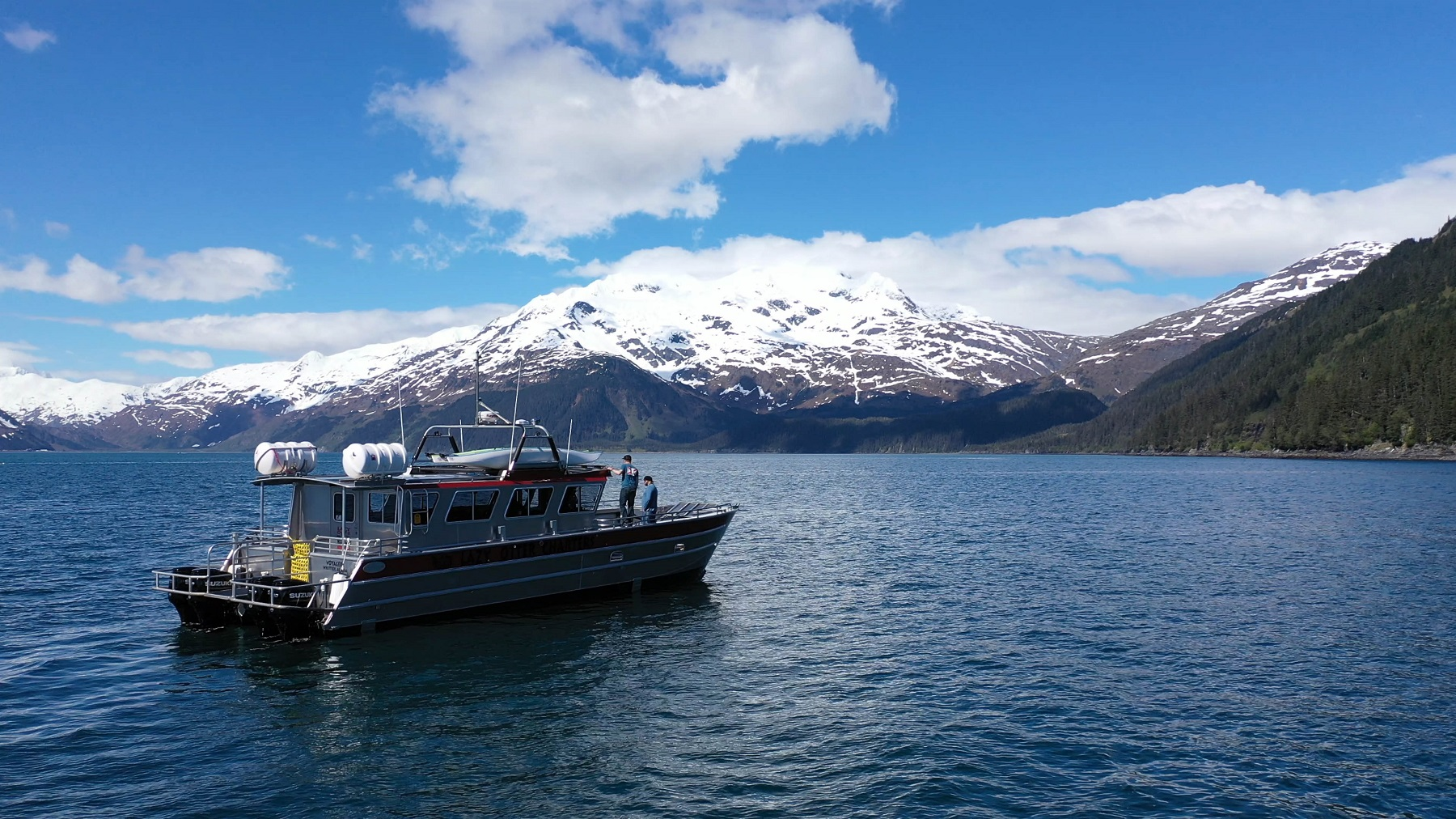 Prince William Sound Boat