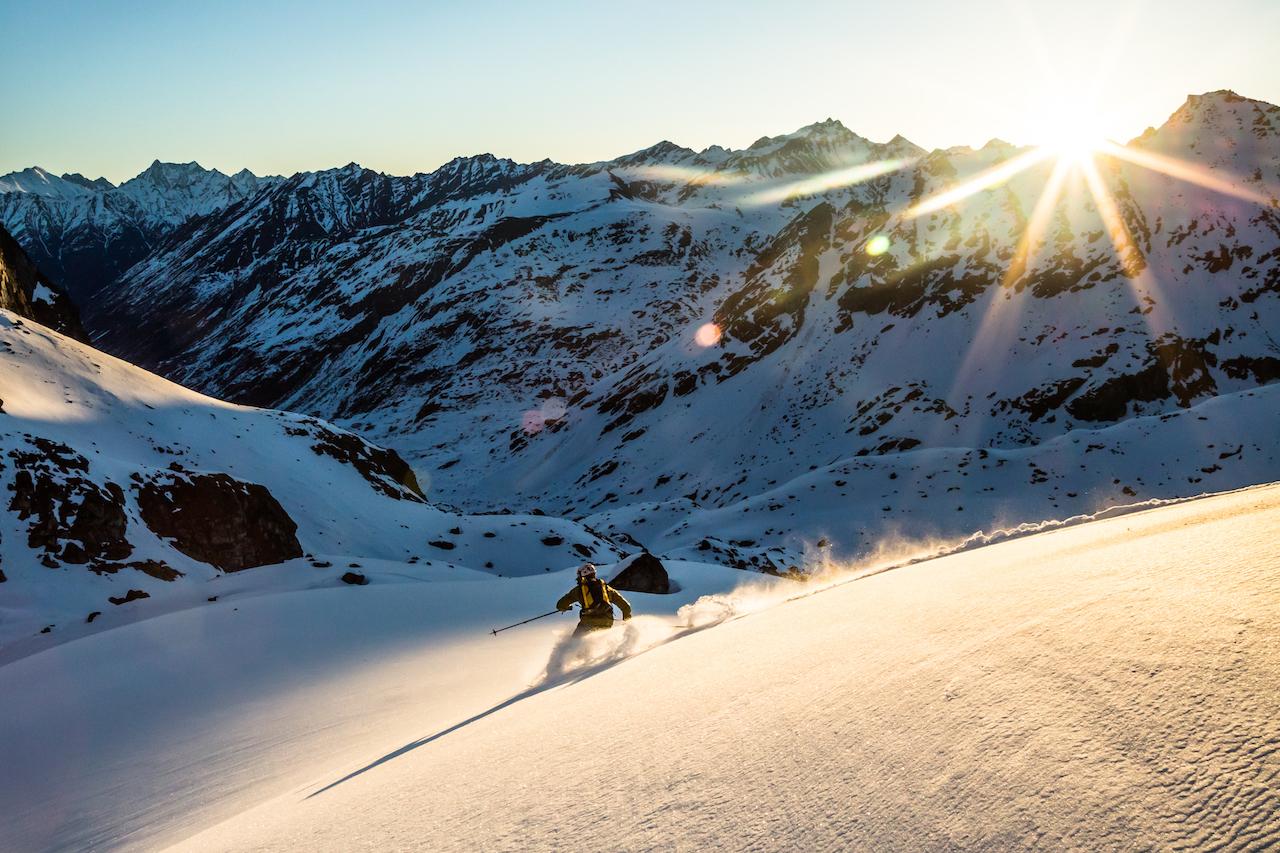 Alaska Skiing Trips