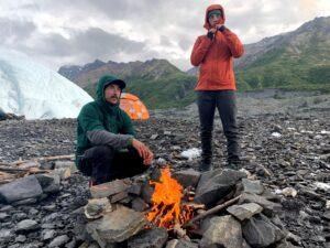 stays in Alaska