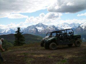 ATV and UTV outdoor tours