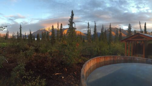 scenic Alaska views