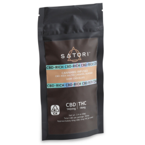 Satori Cannabis Infused Almonds