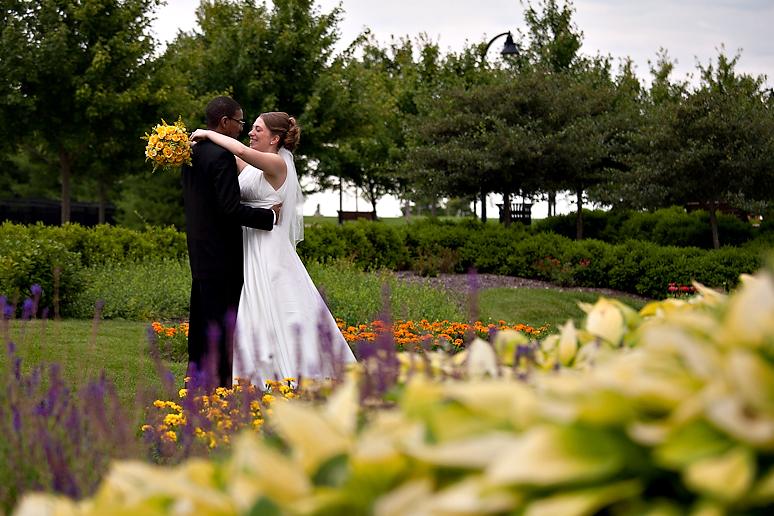 McGraw Park Bloomington IL Wedding
