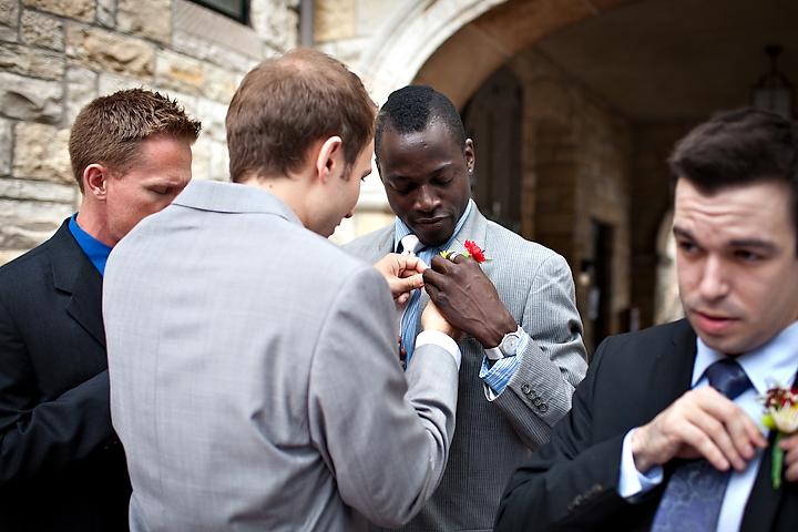 Ewing Manor Wedding
