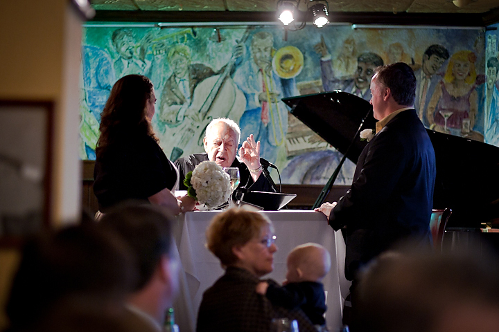 Pete Millers Wedding Reception Chicago IL Ernst Jacobsen
