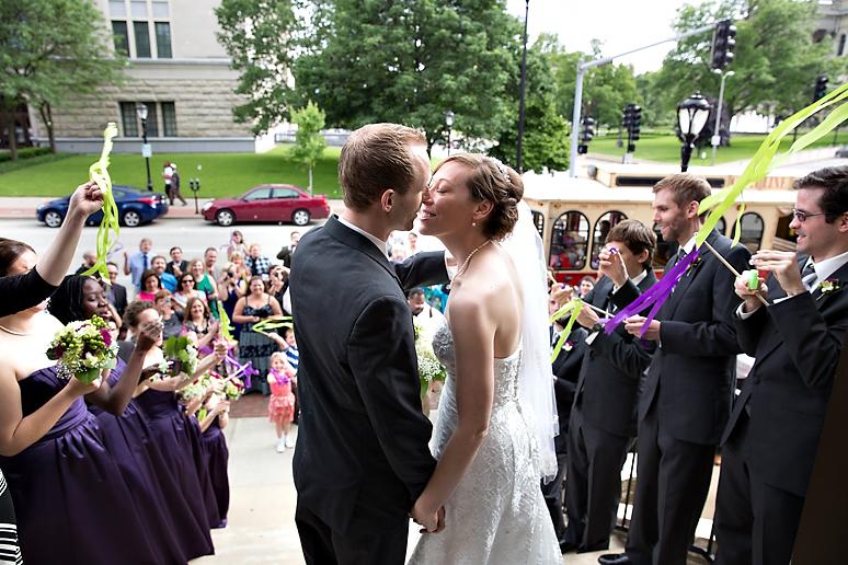 Springfield IL Wedding Photo