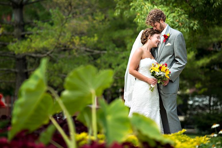 Chateau Hotel bloomington il Wedding