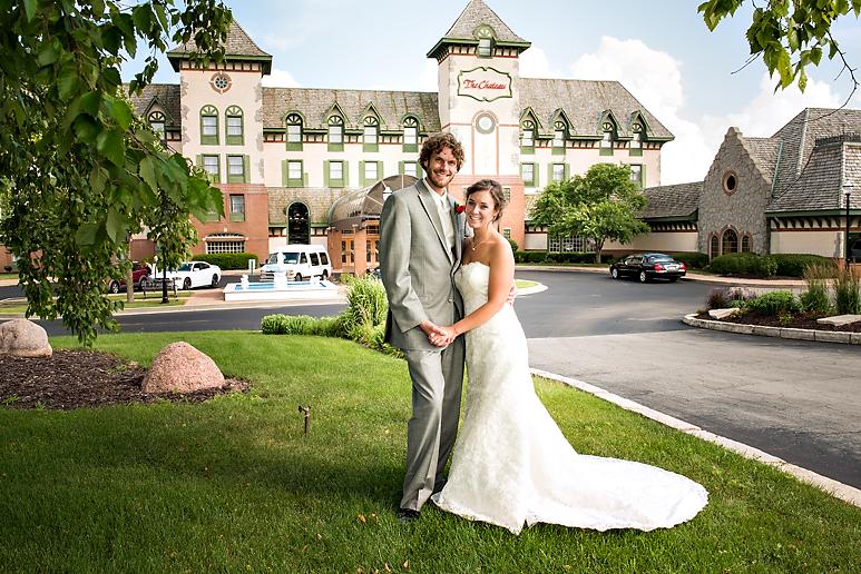 Chateau Hotel Wedding