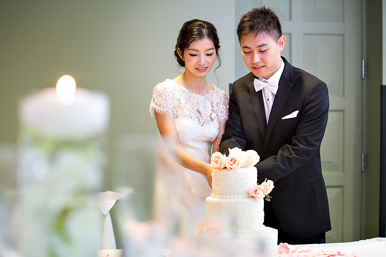 Joslin Atrium Wedding