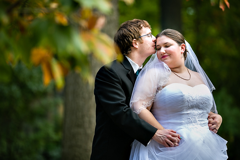 Vrooman Mansion Bloomington IL Wedding