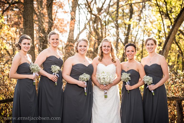 Wildlife Prairie Park IL Wedding by Bloomington Normal IL wedding photographer