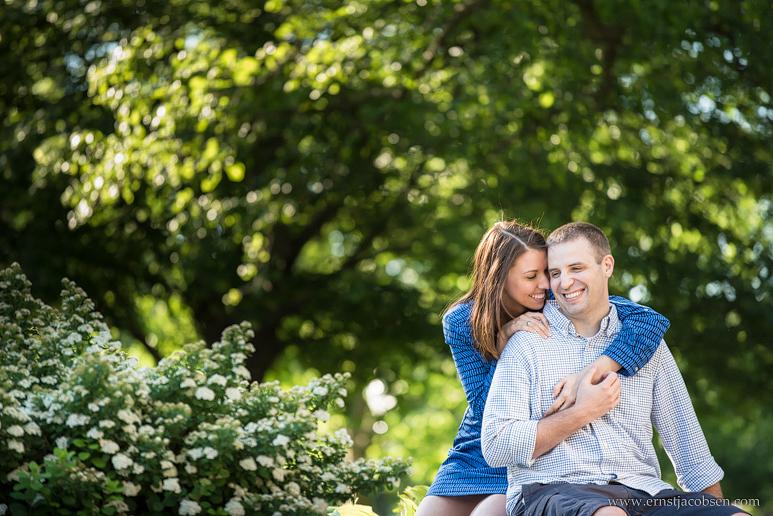 Illinois State University Engagement Photo