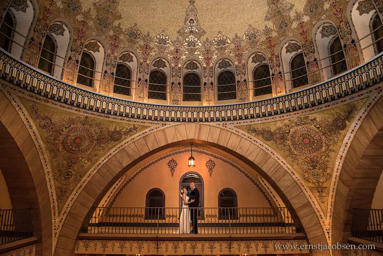 Medinah Country Club Wedding Rotunda