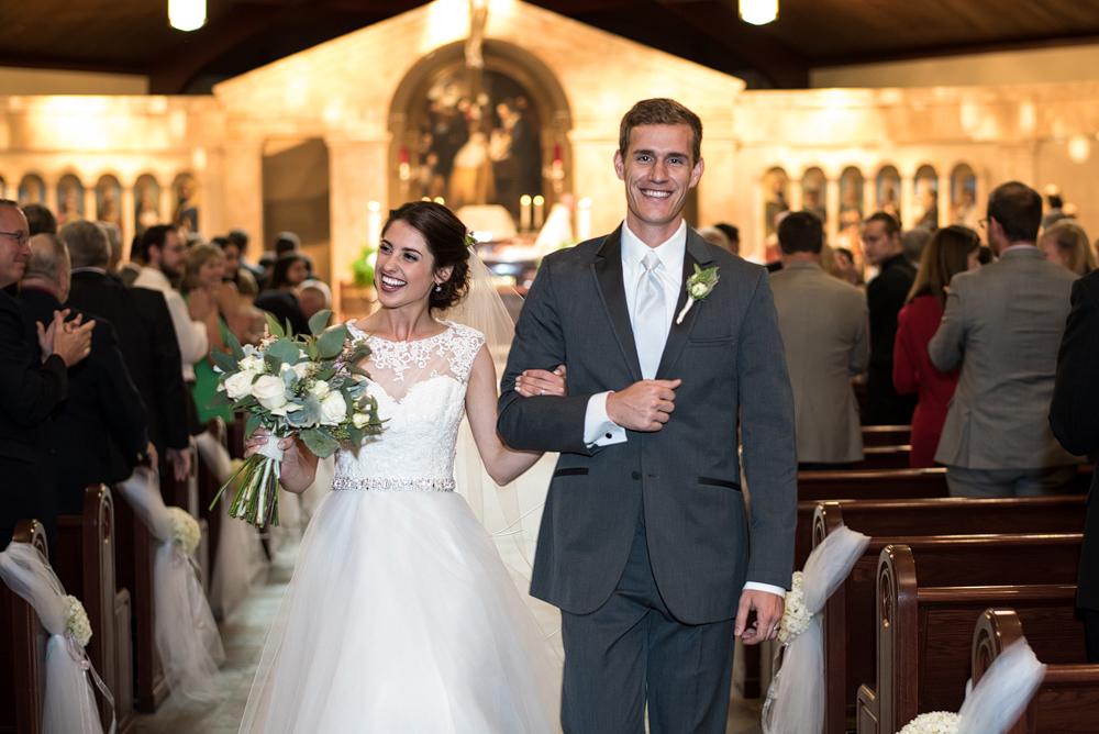 epiphany church wedding normal il