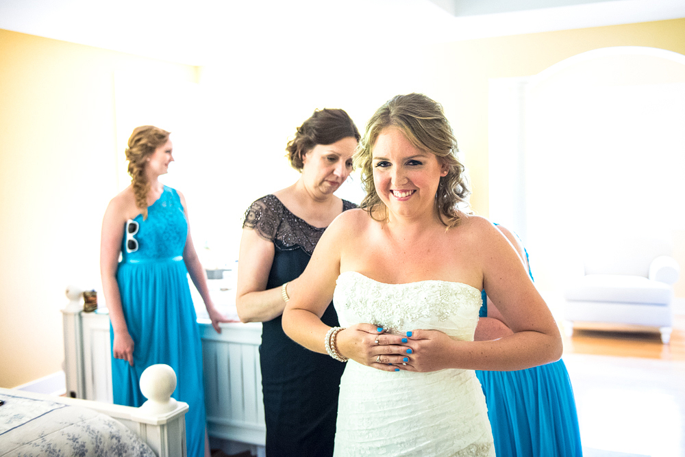 Timber Creek Bed and Breakfast Wedding