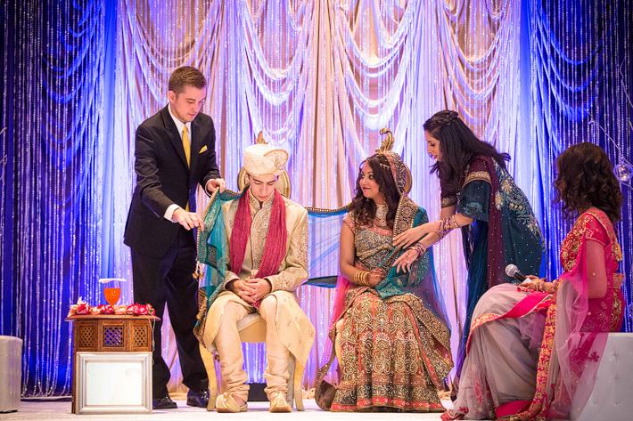Bloomington Marriott Hotel Wedding