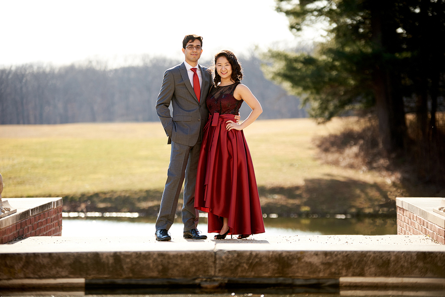 Allerton Mansion Monticello IL Wedding Engagement