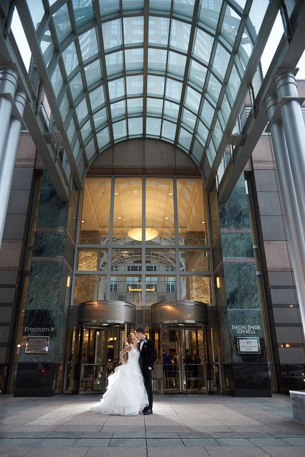 Pazzo's Wedding Chicago IL