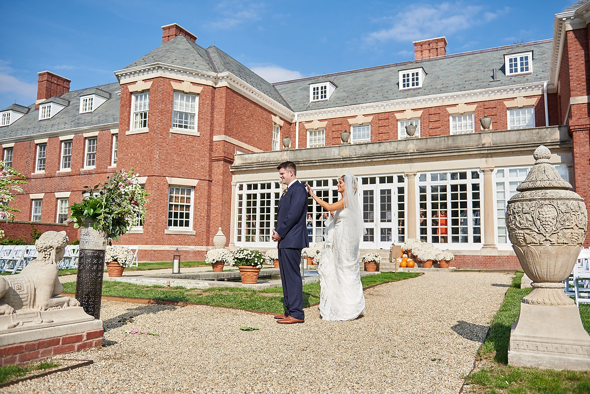 Allerton Mansion Wedding Monticello IL