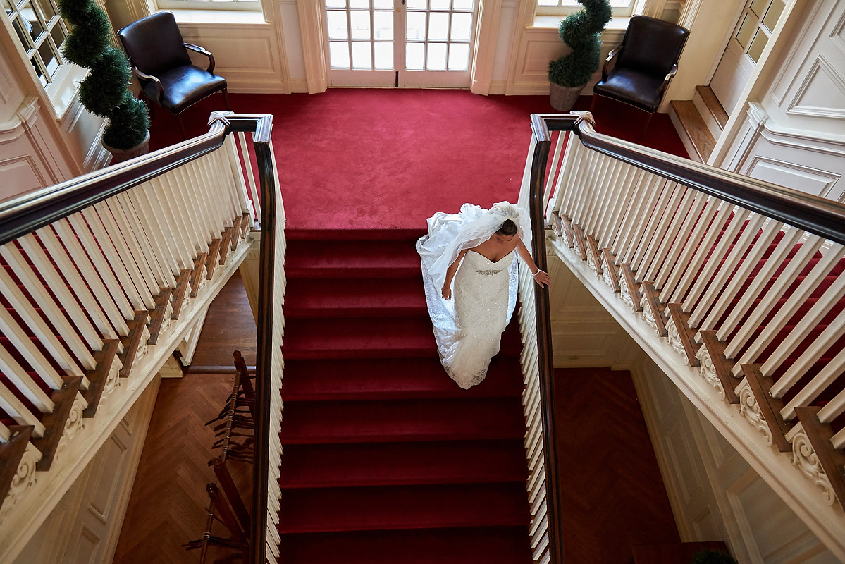 Allerton Mansion Wedding Photo Monticello IL