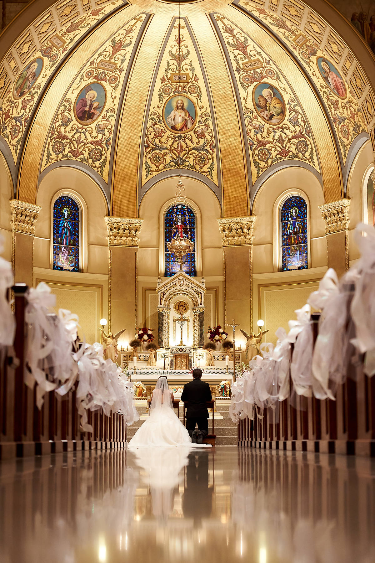 Saint Cyril Wedding