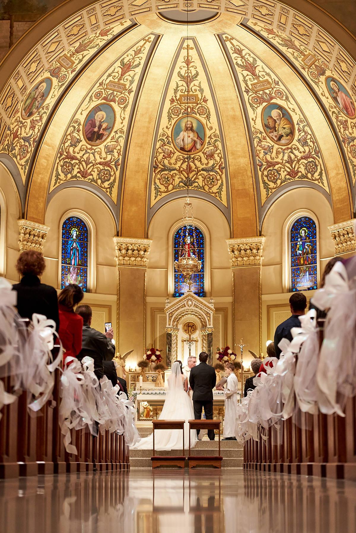 Saint Cyril Wedding | Lemont, IL