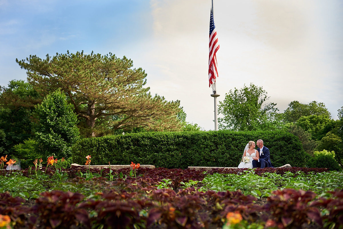 Illinois State University Wedding