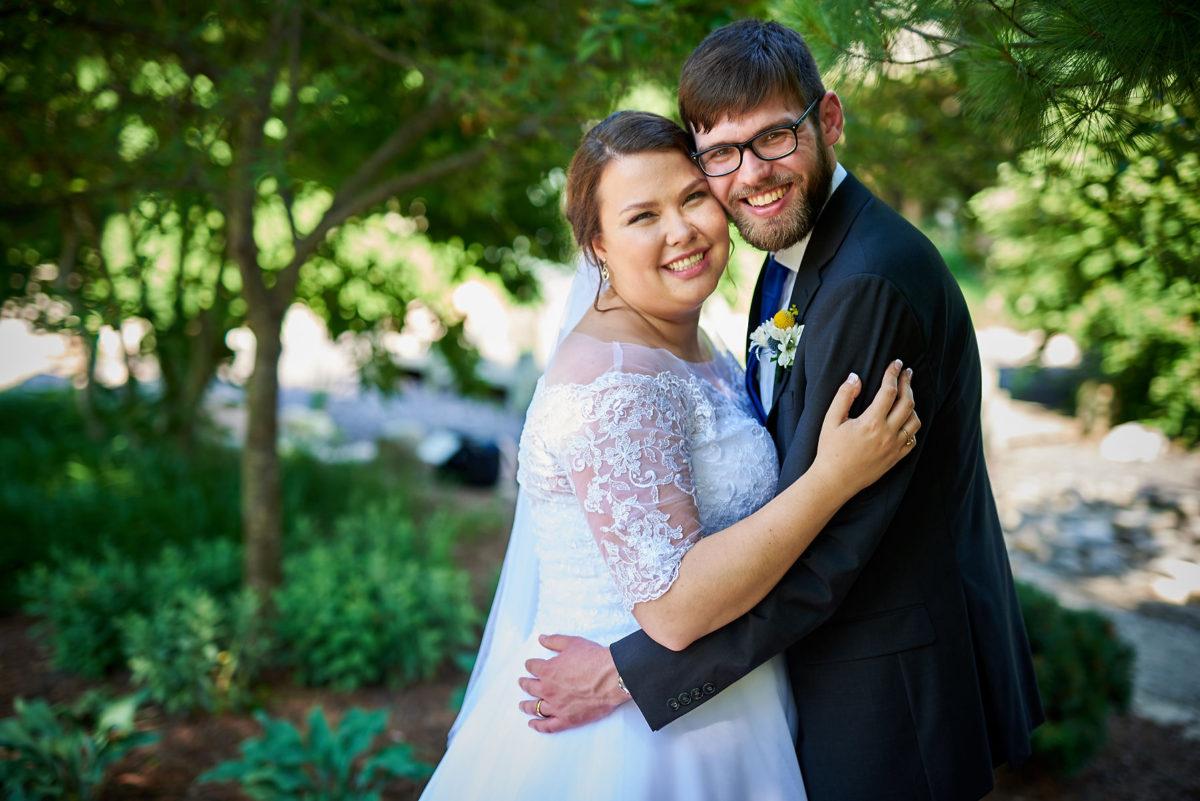 Illinois State University Wedding Normal IL