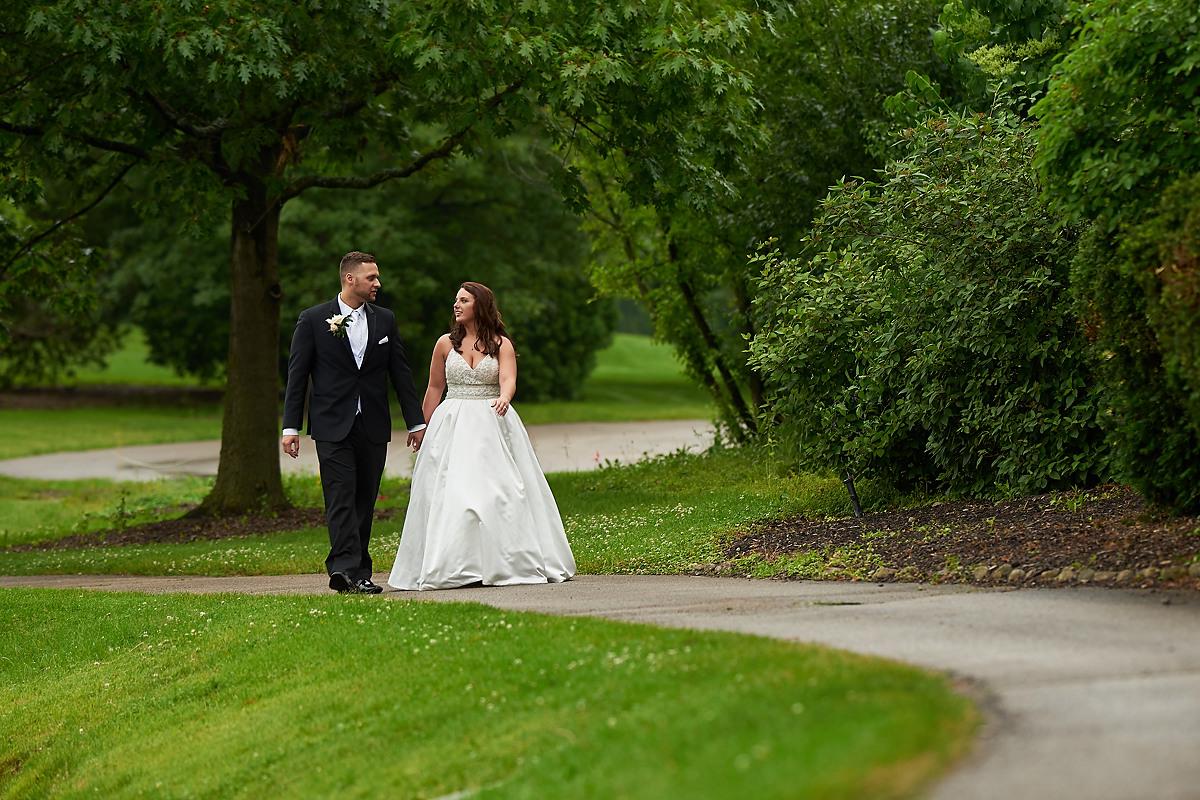 Bartlett Golf Course Wedding Bartlett IL