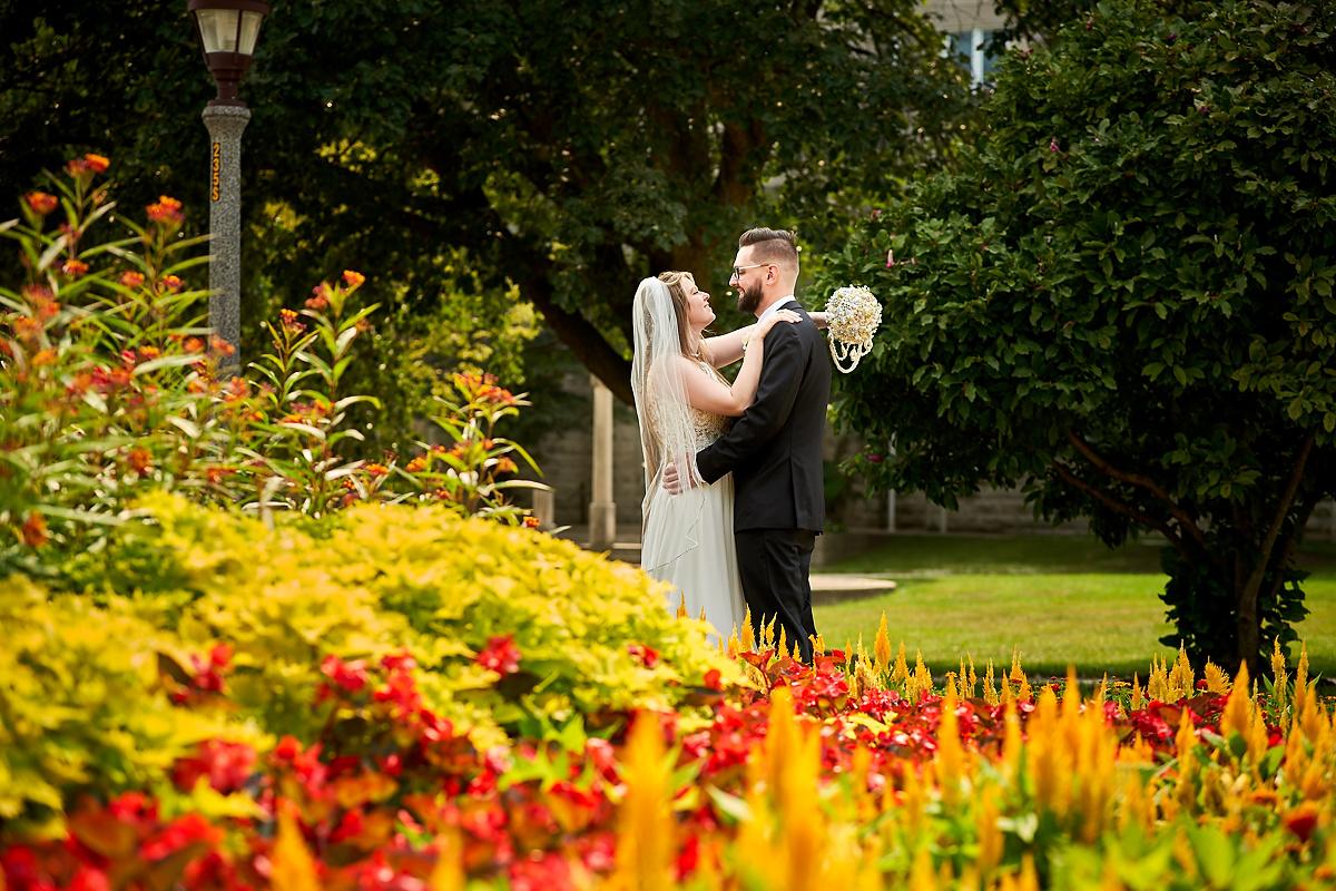 Bloomington Normal Illinois Wedding Photo
