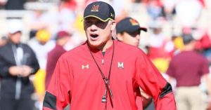 DJ Durkin, Maryland