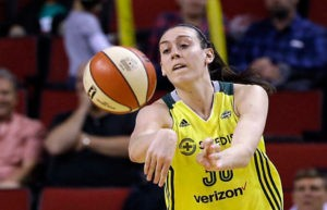 Breanna Stewart, Seattle