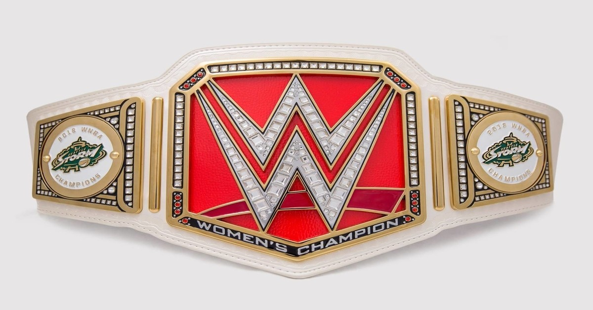 Triple H, WWE Seattle belt