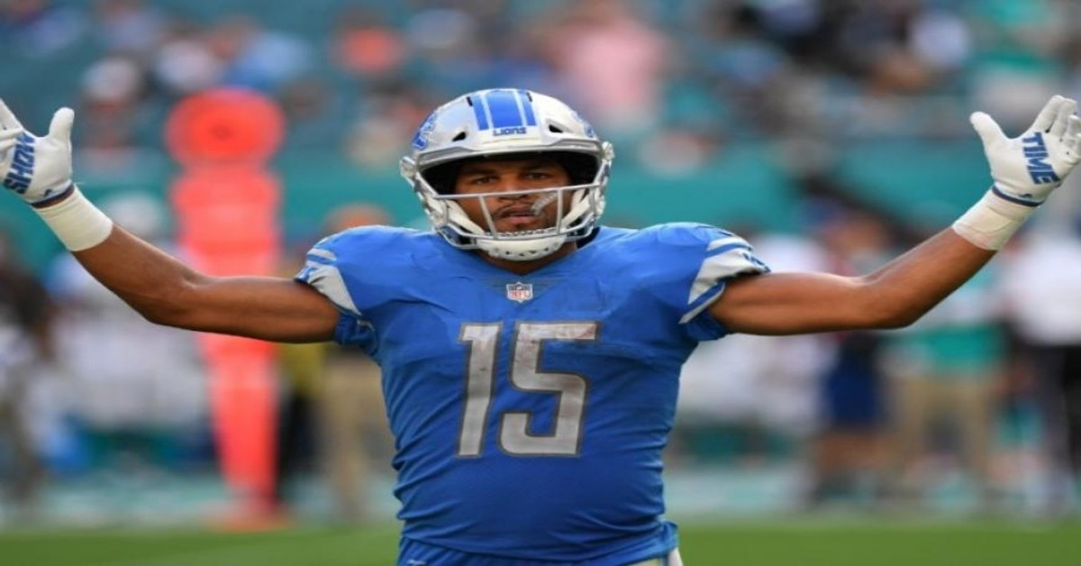 Golden Tate, NFL