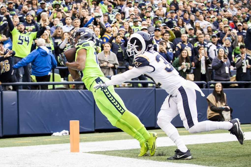 Seattle Seahawks, Tyler Lockett