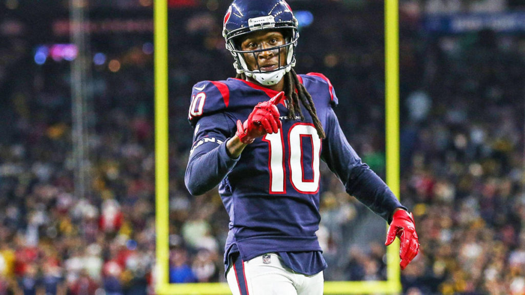 DeAndre Hopkins, March