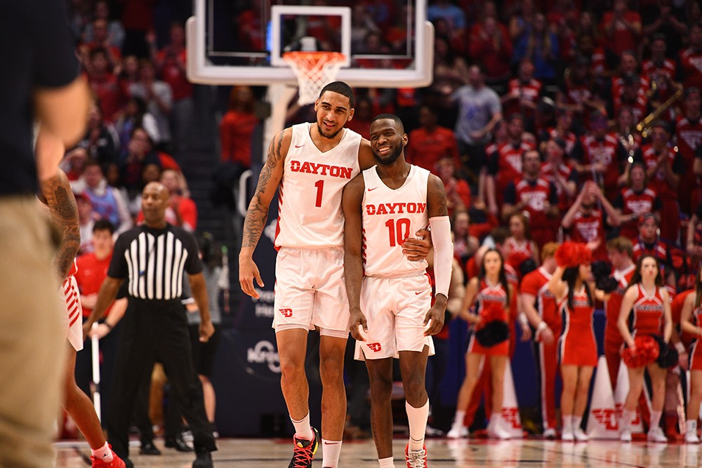 March, Dayton Flyers