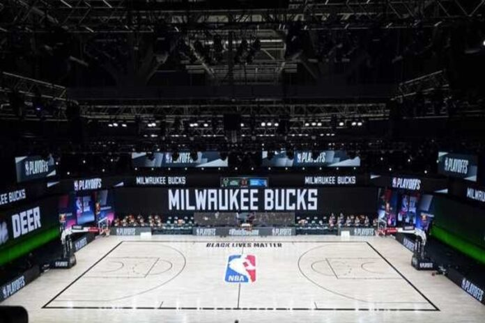 NBA boycott, Milwaukee Bucks