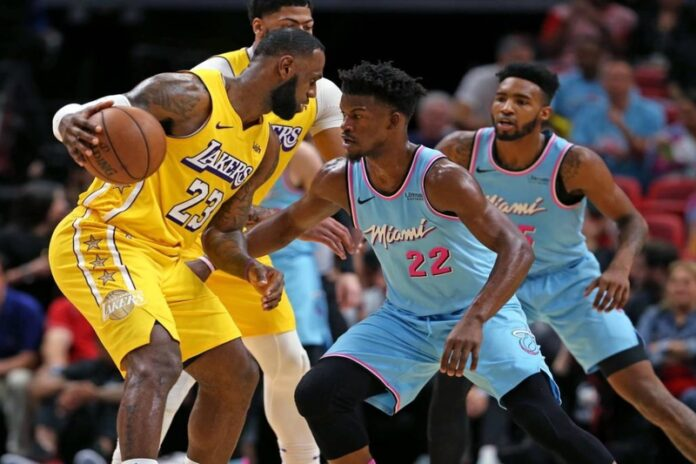 2020 NBA finals preview, Lakers, Heat