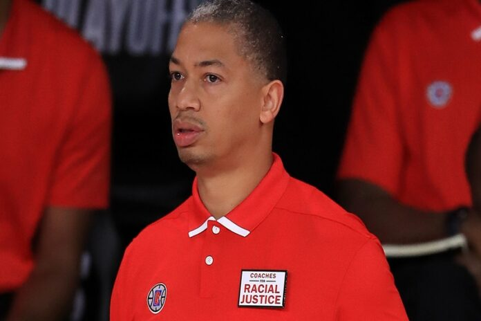 Ty Lue, Clippers
