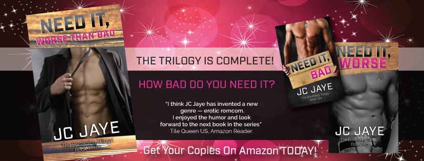 """JC Jaye's """"What Say?"""" – The Trilogy is Complete."""