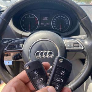 2014 Audi A4 All keys Lost